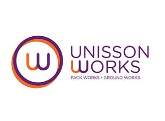 unisson work logo